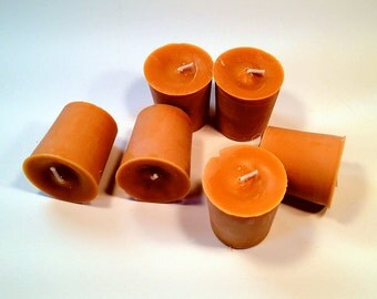6 Pack Harvest Soy Votives