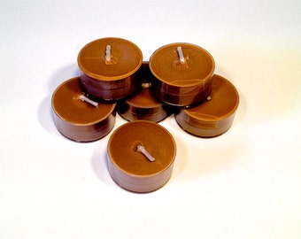 6 Pack Patchouli Soy Tea Lights