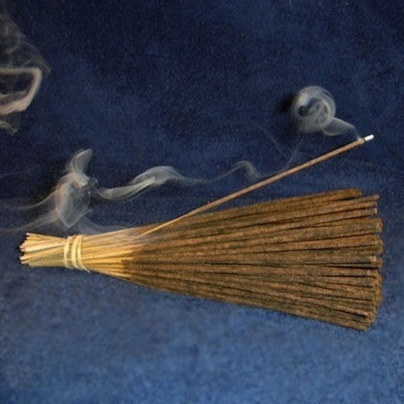Red Egyptian Musk Hand Dipped Incense