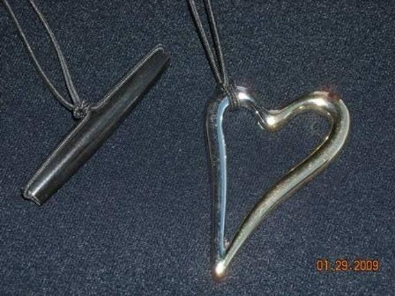 Heart Shaped Hair Tie