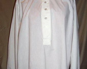 Made to Order Men's Victorian Shirt