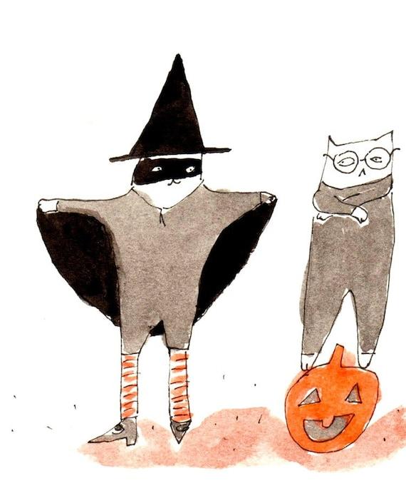 The Halloween Judge