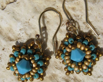 Mother Earth Necklace and Earrings - Instructions
