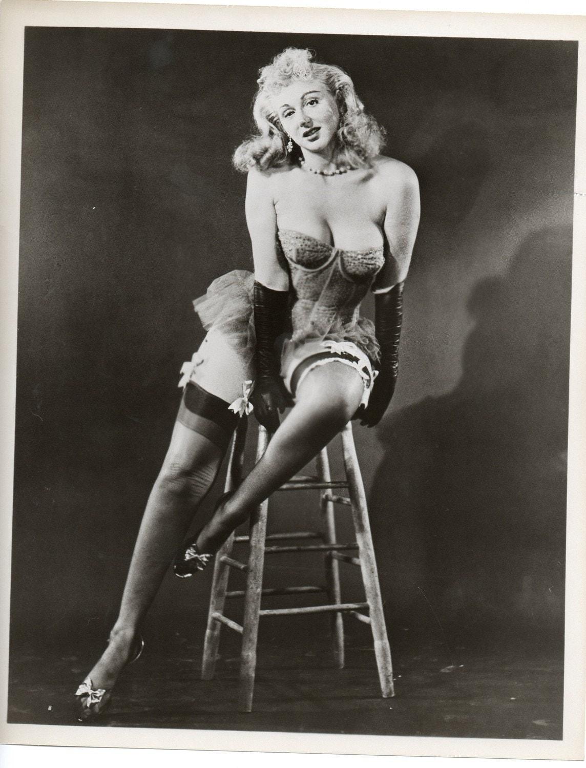 1950s adult photo