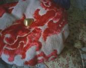 Rose Dragon Cushion Mini pillow
