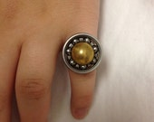 Gold: Soul-Bearing Ring