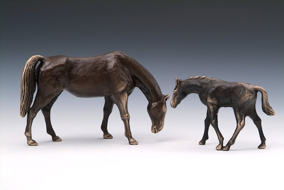 Bronze Pony or Foal, Medium size