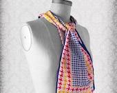 SALE......vintage GINNIE JOHNSON scarf