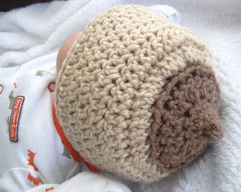 Baby Boob Breastfeeding Hat - Ships Free
