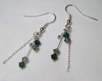 Slytherin House Earrings