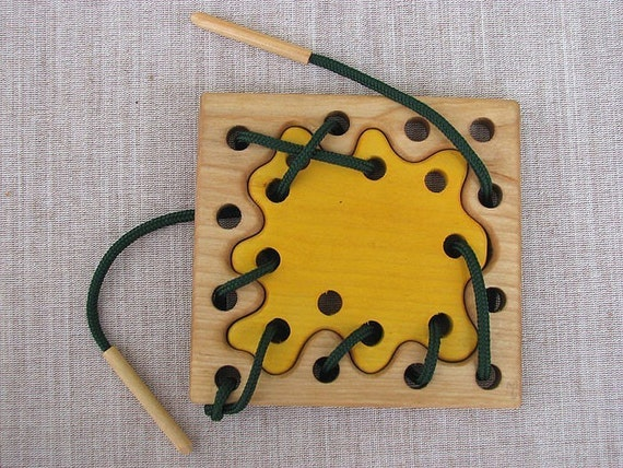 Tailor Set Wooden Toy