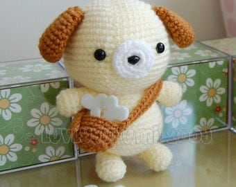 Doggy Amigurumi Pattern