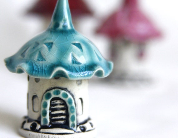 1 House of tiny fairies by studio Vishnya