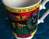 Taurus THE BULL coffee cup VINTAGE