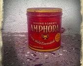 Vintage AMPHORA Tobacco tin Circa 1960's