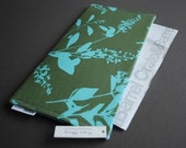 Receipt Holder / Cash Wallet / Coupon Holder - STASHER - Mint Crush