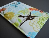 "Nook Tablet HD 7"" / Nook Tablet Case / Kindle Paperwhite Case / Kindle 7 Touch Case - Spring Floral"