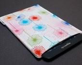 Kindle Voyage Case / Kindle 3 Case / Kindle 7 Touch Case - Wildfields Rainbow