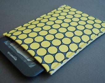 Nook Glowlight Plus Case / Nook Glowlight Plus Sleeve / Nook Glowlight Plus Cover - Huevos Yellow