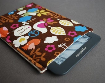 Google Nexus Case / Galaxy Tab Cover / Kindle Paperwhite Cover - Birdie