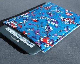 Nook Color Case / Nook Tablet / Galaxy Tab Nook / Nook Glowlight Plus Sleeve - Planting Blue
