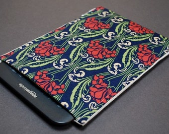 Kindle Paperwhite Case / Kindle Paperwhite Cover / Kindle Paper white Sleeve - Garden Trellis