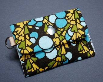 Change Purse Business Card Case Credit Card Holder - Kelp