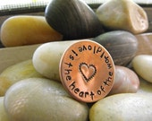 Love is the heart of the world Golf Ball Marker, clearance