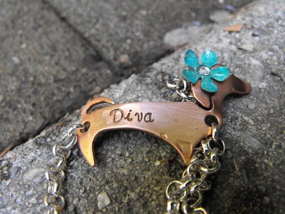 Diva bracelet  Ready to ship