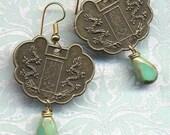 Zodiac Talisman for Protection Earrings SALE