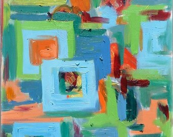 Original Abstract painting SALE