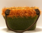 Embellished Bag Oregano\/Harvest