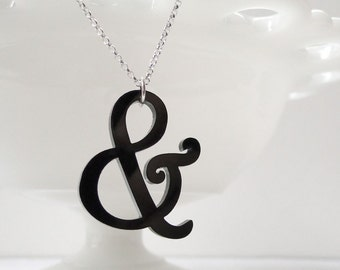 Harrington Ampersand Necklace