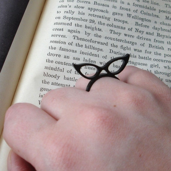 Spectacles Ring