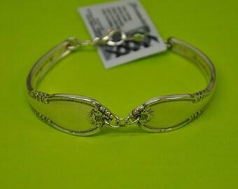 Silverware Bracelet Rogers Remembrance Pattern