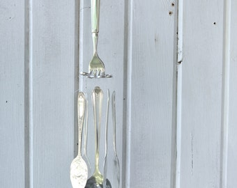 Beautiful 5 Spoon Wind chime