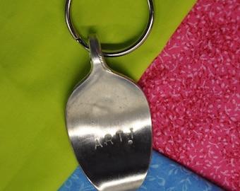 FUN Spoon Keychain  x ART x
