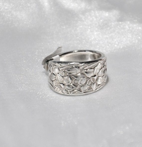 Spoon Ring   Narcissus  1935