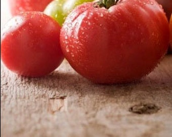 Organic Mortgage Lifter Tomato Heirloom Vegetable Seeds
