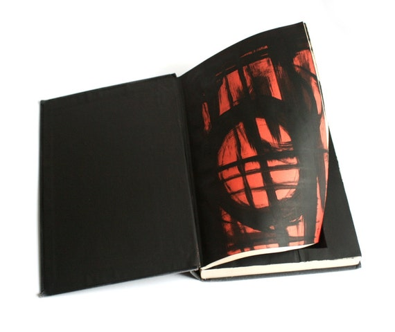 Hollow Book - Pet Sematary by Stephen King - Handmade Secret Stash Box with Artist Painting Inside - READY TO SHIP