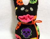 Skullie the Sock Bunny