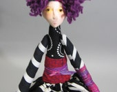 Shahara cloth doll