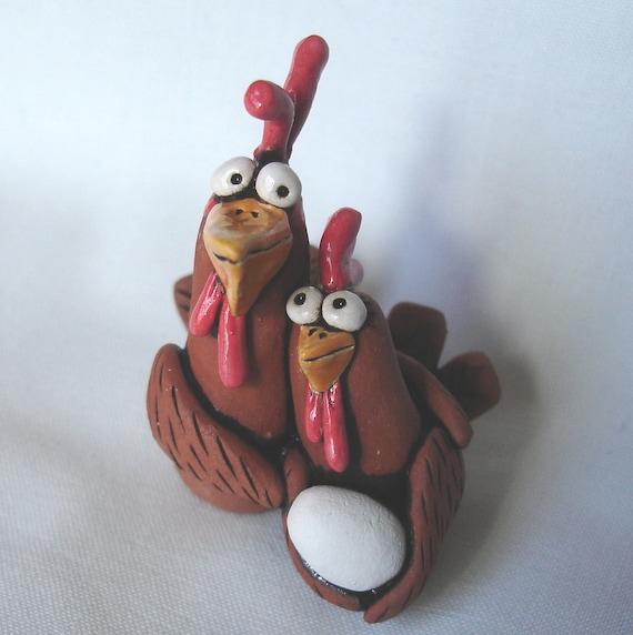 Love Chickens Plus One Original
