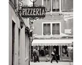 Venice pizzeria sign 11x14
