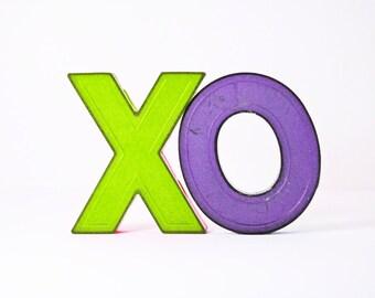 XO  Love Hugs Kisses - 4 x 6 photograph