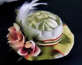 Coiffer d un chapeau