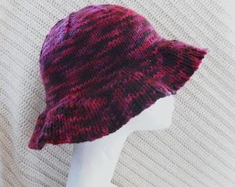 PATTERN - Fun & Flirty Cloche Hat