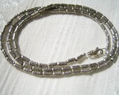 Hill Tribe Silver Necklace