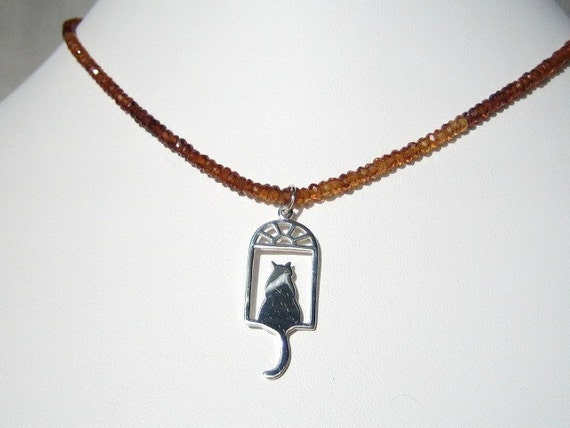 Kitty Reflections Necklace