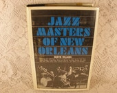 JAZZ Masters of NEW ORLEANS by Martin Williams - The Roll, Papa Joe, Sidney, Zutty, The Kid, Bunk, Henry Red, Little Louie